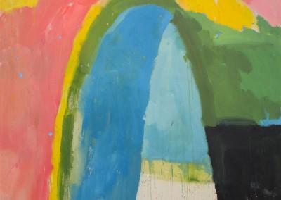 Refectory, 172.7 x 160 cm, 2017