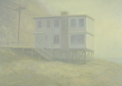 Vanishing House III, 72,5 x 106,7 cm, 2012, VENDU