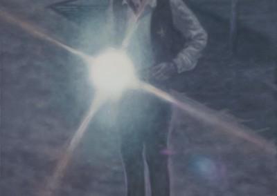Standing Figure, 106,7 x 78 cm, 2014, VENDU