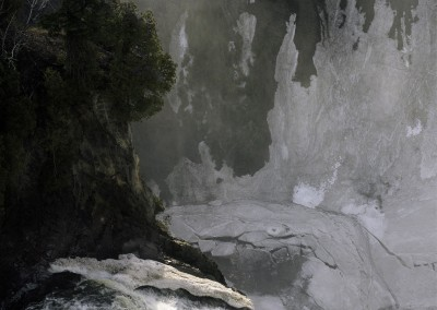 Chute 3, 1/5, 40 x 40 cm, 2005