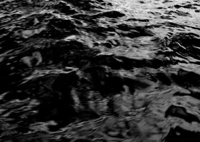 Abysse 4, épreuve au jet d'encre, 91 x 91 cm, 2015