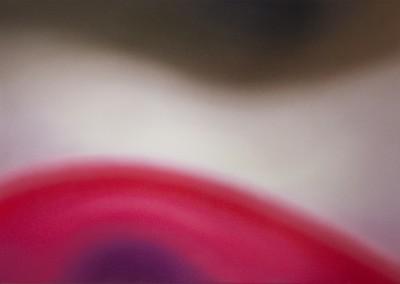 Écran de veille II, 36 x 54 cm, 2017