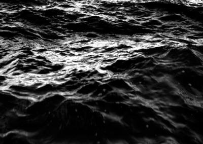 Abysse 7, épreuve au jet d'encre, 91 x 91 cm, 2015