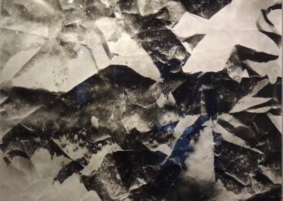 Sans titre No. 31, 138 x 108 cm, 2014
