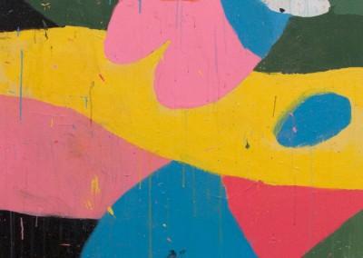 Traitée de paix, 160 x 110 cm, 2014