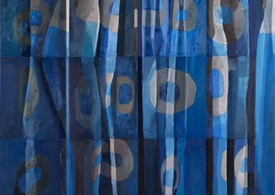 Appel itinerant sans frais, 92 x 102 cm, 2013, VENDU