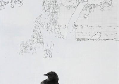 Byzance, 60,5 x 75,5 cm, 2013