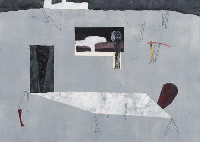 Les dilemmes, 150 x 165 cm, 2007