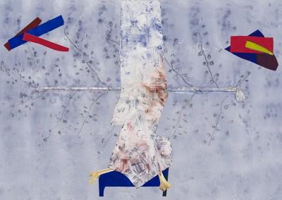 Poème à Lucille, 107 x 163 cm, 2012-13