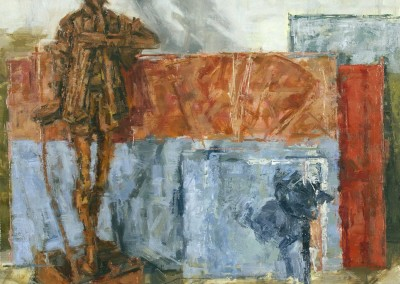 Don Quichotte, 28.2 x 28.2 cm, 2013