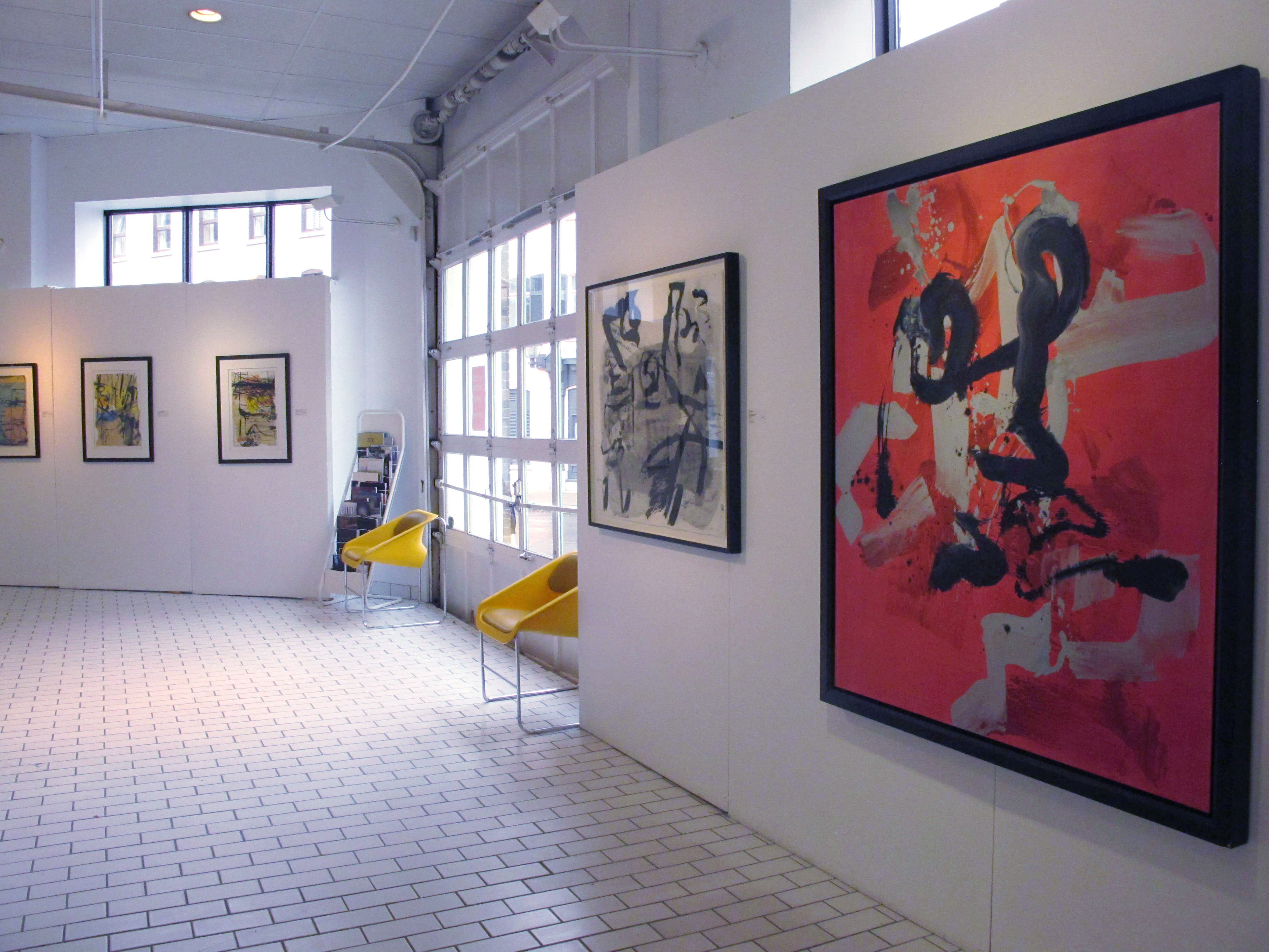 Galerie d'art Lacerte art contemporain, Québec