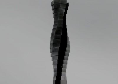 22,5 (3), 200 x 24 x 24 cm, 2009, VENDU