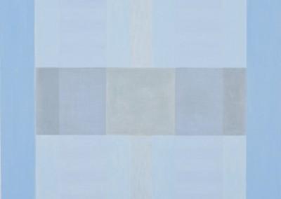 Septembre 2001, 60.5 x 60.5 cm, 2005