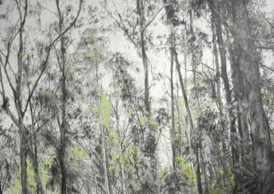 Errance VI, 122 x 183 cm, 2015, VENDU