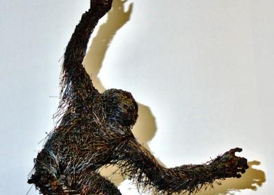 Orang-Outan, 44,5 x 48 x 21,5 cm, 2014