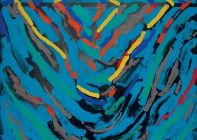 Oxymoron A, 121,9 x 121,9 cm, 2010