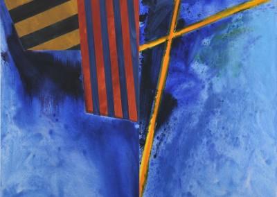 Razzle Dazzle II, 200 x 200 cm, 2010