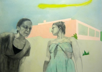 Ovni II, 105 x 121 cm, 2010