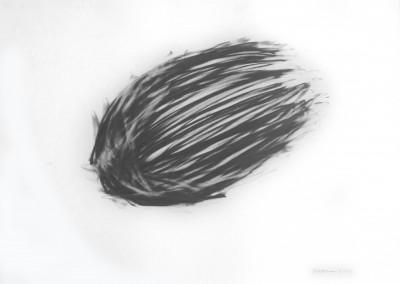 Sans titre no.3, 50 x 63.5 cm, 2012