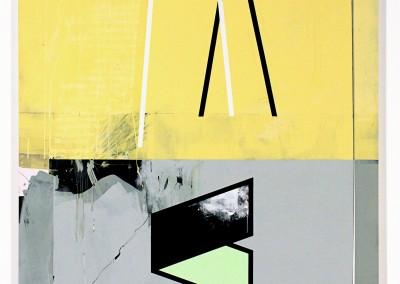 Sans titre 8, 182 x 152 cm, 2011, VENDU