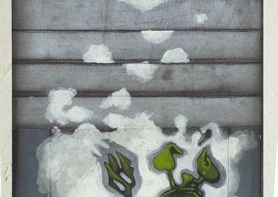 Envol, 102 x 33,5 cm, 2007
