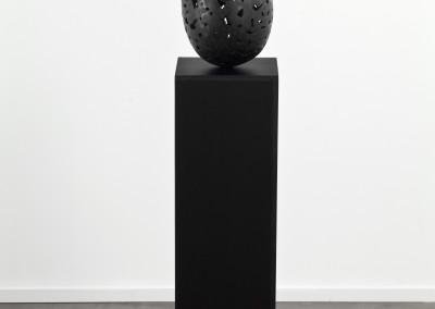 Éruption V, 128 x 22,4 x 22,4 cm, 2012, VENDU
