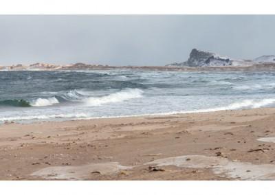 Îles de la Madeleine 2, 1/10, 33 x 215 cm, 2012
