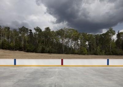 Patinoire 10, 1/5, 71 x 106 cm, 2017