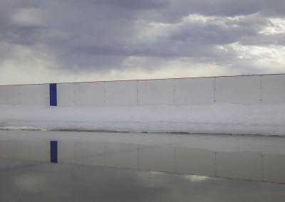 Patinoire 3, 1/5, 109 x 164 cm, 2017