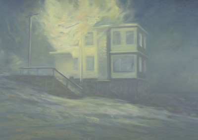 Vanishing House II, 72,5 x 106,7 cm, 2012, VENDU