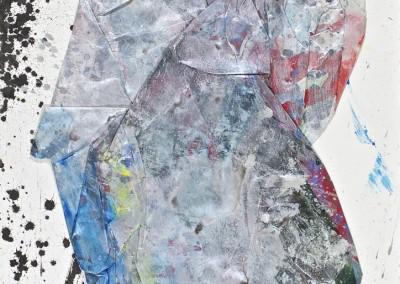 L'heure du Dragon, 152.5 x 101.5 cm, 2010