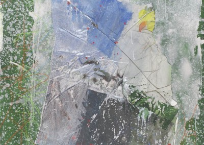 L'heure du serpent, 152.5 x 101.5 cm, 2010