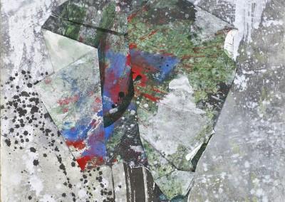 L'heure du Tigre, 152.5 x 101.5 cm, 2011