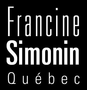 Francine Simonin, œuvres récentes - Québec
