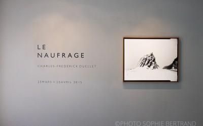 Vernissage Charles-Frédérick Ouellet