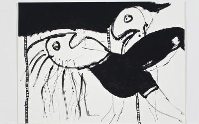 Pillow Talk, 56 x 76 cm, 2005