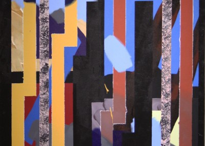 Les Briques 15, 106.68 x 81.28 cm, 2016