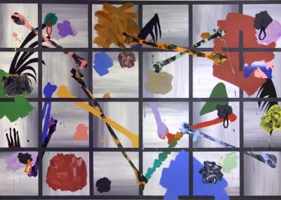 Tropismes 7, 121.92 x 182.88 cm, 2016