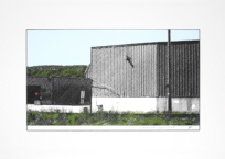 Empaysage; Site #6, 30 x 51 cm, 2016