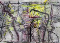 Sans titre no 18, 44 x 68.5 cm, 1975