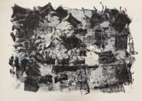 Jute I, 75 x 105 cm, 1967