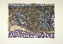 Anticosti no 4 , 38 x 44.5 cm, 1985, VENDU