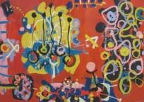 Sans titre, 56 x 74 cm, 1963, VENDU