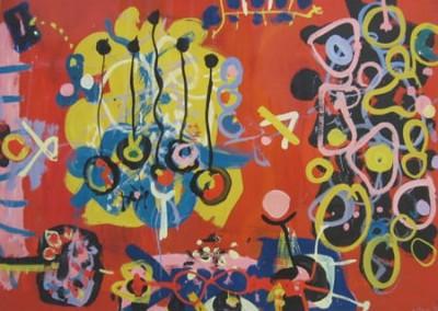 Sans titre, 56 x 74 cm, 1963