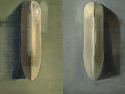 1212, 107 x 114 cm, 2008
