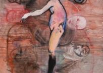 Sans titre, fig 11, 183 x 122 cm, 2007