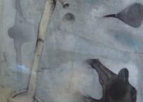 Valse, 118 x 79 cm, 1993