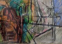 Sans titre no 8, 44 x 68.5 cm, 1975