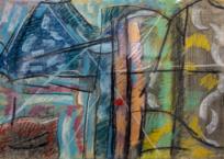 Sans titre no 5, 44 x 68.5 cm, 1975
