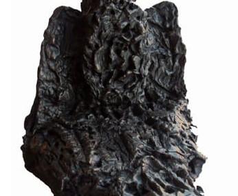 Hibou, 21 x 19 x 23 cm, 1970